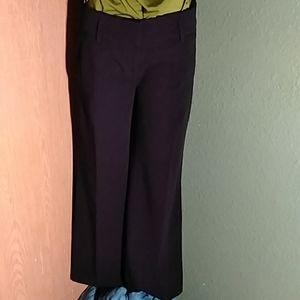 Loft Ann Taylor black pants